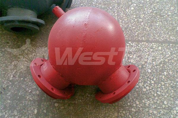 WestTop® 西拓新材球形耐磨陶瓷弯